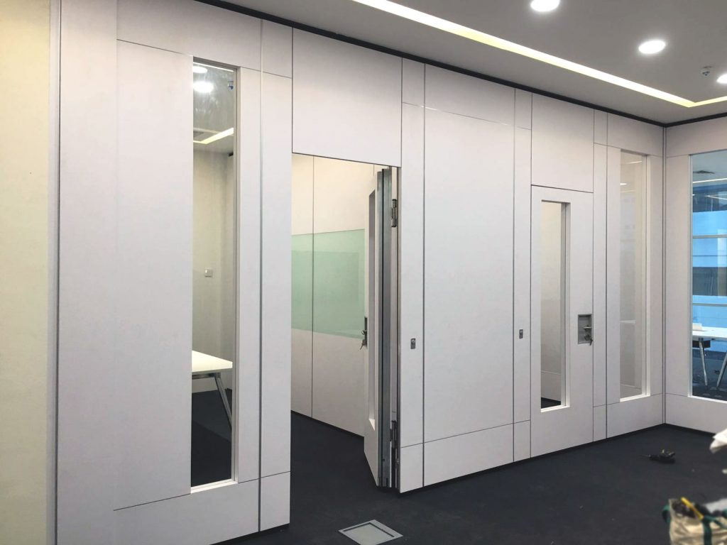 operable glasswall specialist acoustic